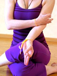Journée d'une yogini