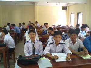 Law class