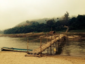 Photo of the Mekong River by Jessica