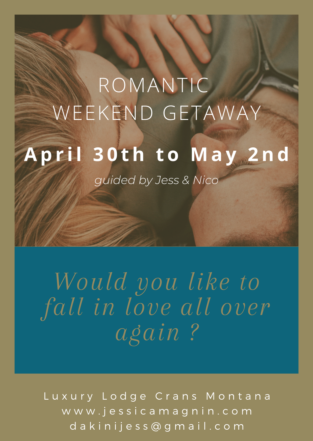 1 Romantic Weekend Getaway for couples-2